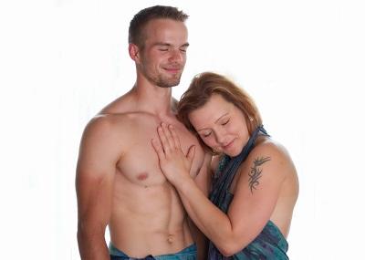 Tantrická masáž pro muže